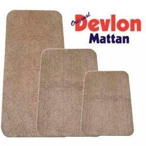 Devlon Devlon Matto 75x50 Cm Beige