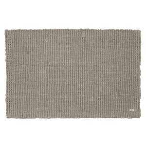 Dixie Jute Kynnysmatto Grey 90x60 Cm