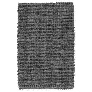 Dixie Jute Kynnysmatto Lead Grey 90x60 Cm