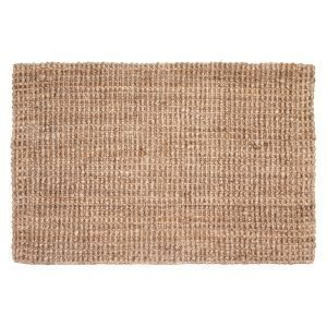 Dixie Jute Kynnysmatto Natural Grey 90x60 Cm