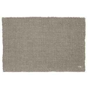Dixie Jute Matto Grey 120x70 Cm