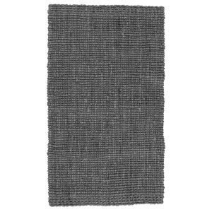 Dixie Jute Matto Lead Grey 70x120 Cm