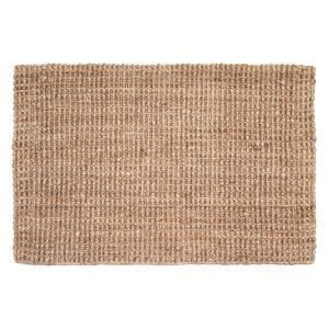 Dixie Jute Matto Natural Grey 70x120 Cm