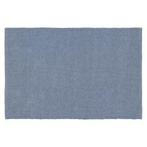 Dixie Pet Matto Plain Dusty Blue 90x60 Cm