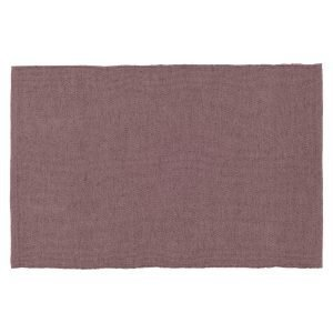 Dixie Pet Matto Plain Dusty Pink 90x60 Cm
