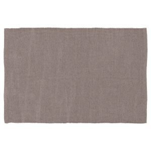 Dixie Pet Matto Plain Grey 90x60 Cm