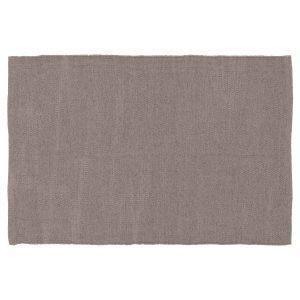 Dixie Pet Matto Plain Grey 90x60 Cm