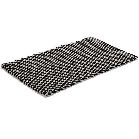 Etol Design Rope Matto Musta 70 x 120 cm