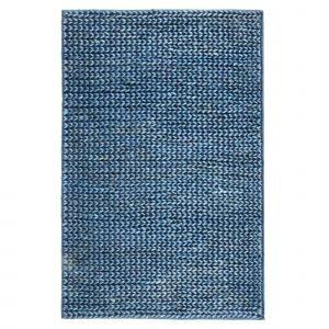Fanni K Huvila Juuttimatto Sininen 80x150 Cm