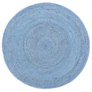 Fanni K Poukama Juuttimatto Sininen 90 Cm