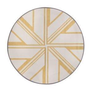 Ferm Living Gold Star Joulukuusen Matto Ø120 Cm