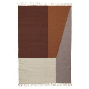 Ferm Living Kelim Matto Borders L