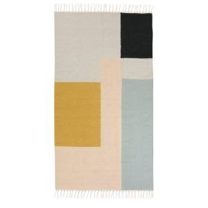 Ferm Living Kelim Matto Square S