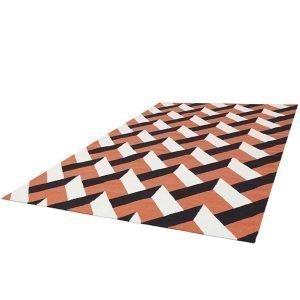 Forme Lato Villamatto Oranssi 160x230 Cm