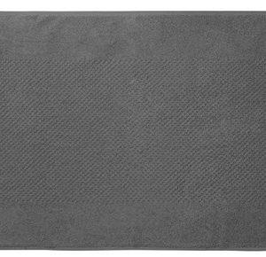 Galzone Kylpyhuonematto 100% Puuvilla Harmaa 80x20 cm