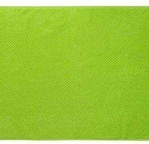 Galzone Kylpyhuonematto 100% Puuvilla Lime 80x50 cm