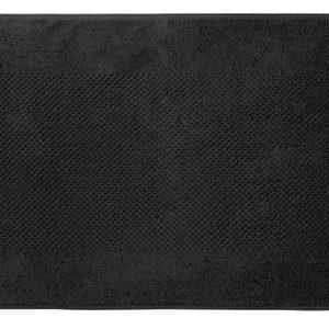 Galzone Kylpyhuonematto 100% Puuvilla Musta 80x50 cm