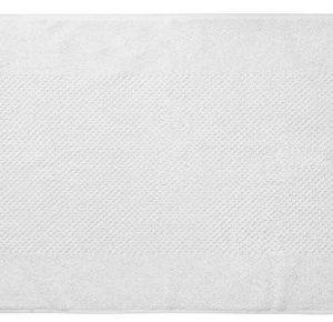 Galzone Kylpyhuonematto 100% Puuvilla Valkoinen 80x50 cm