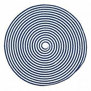 Hemtex Colline Puuvillamatto Mariininsininen 90x90 Cm