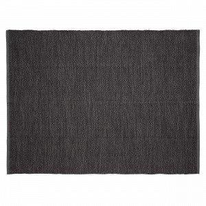 Hemtex Irja Puuvillamatto Musta 120x160 Cm