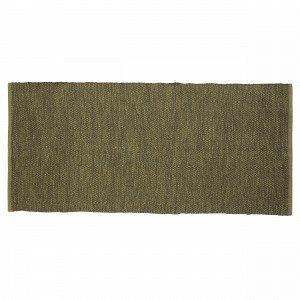 Hemtex Irja Puuvillamatto Vihreä 70x160 Cm