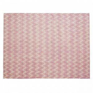 Hemtex Lilian Puuvillasekoitematto Roosa 120x160 Cm