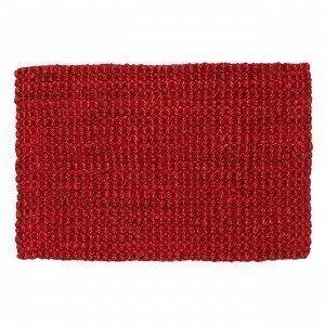 Hemtex Sissela Ovimatto Punainen 40x60 Cm
