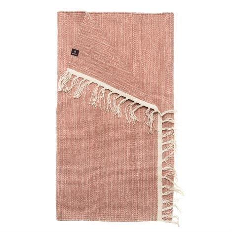 Himla Särö Matto Committed Vaaleanpunainen 80x230 cm