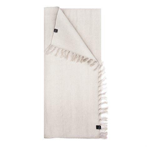Himla Särö Matto Off-White Valkoinen 80x230 cm
