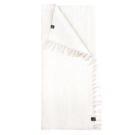 Himla Särö Matto Optical White Valkoinen 80x230 cm