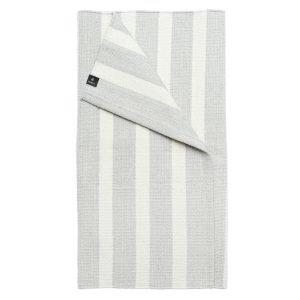Himla Slite Stripe Matto Concrete / Offwhite 80x230 Cm