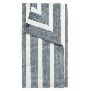 Himla Slite Stripe Matto Silence / Offwhite 80x230 Cm