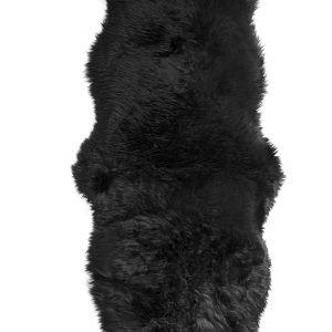 Hobby Hall Lampaantaljamatto Musta 50x180 Cm
