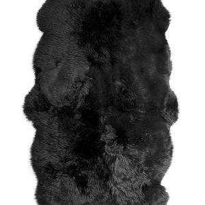 Hobby Hall Lampaantaljamatto Musta 90x180 Cm