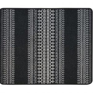 Hobby Hall Riiut Yleismatto Musta 80x250 Cm