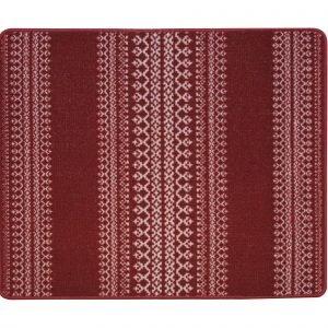 Hobby Hall Riiut Yleismatto Punainen 80x250 Cm