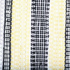Hobby Hall Tuohi Puuvillamatto Keltainen 160x230 Cm