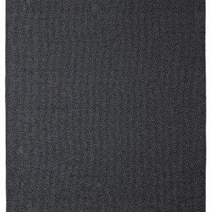 Horredsmattan Plain Matto Musta 200x250 Cm