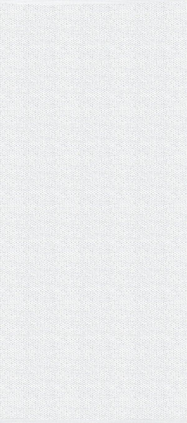 Horredsmattan Plain Muovimatto Valkoinen 70x200 Cm