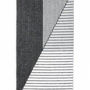 Horredsmattan Stripe Matto Harmaa 70x140 Cm