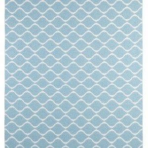 Horredsmattan Wave Matto Sininen 150x200 Cm