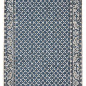 Jotex Arce Bukleematto Sininen 200x300 Cm