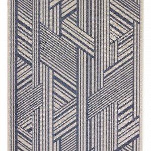 Jotex Buccino Bukleematto Sininen 200x300 Cm
