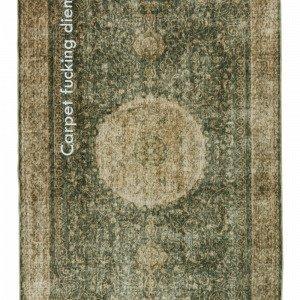 Jotex Carpet Diem Puuvillamatto Harmaa