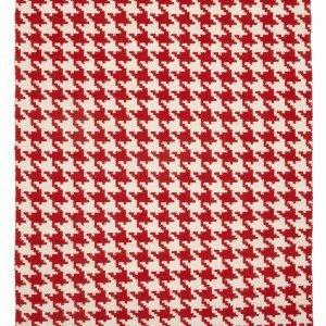 Jotex Krotone Villamatto Punainen 130x190 Cm