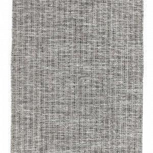 Jotex Laterza Puuvillamatto Musta 160x230 Cm