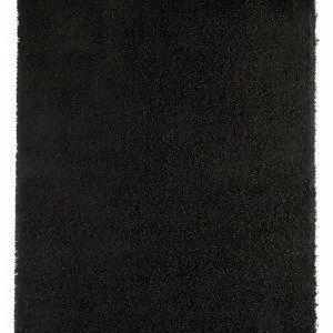 Jotex Noto Ryijymatto Musta 160x230 Cm