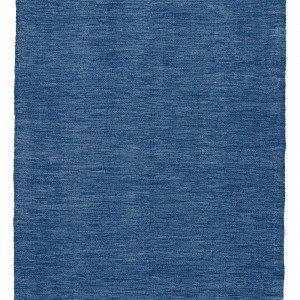 Jotex Richi Puuvillamatto Sininen