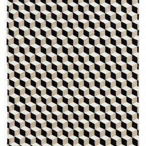 Jotex Saba Matto Sileä Valkoinen 160x230 Cm