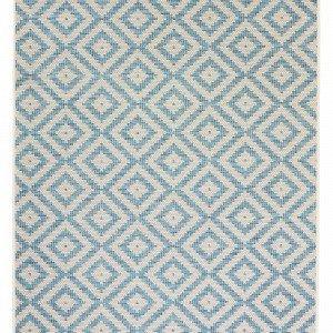 Jotex Siri Bukleematto Sininen 135x195 Cm